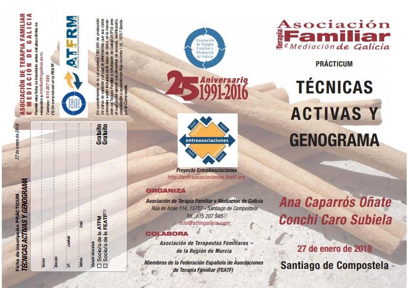 actividad gallega: Técnicas activas y genograma